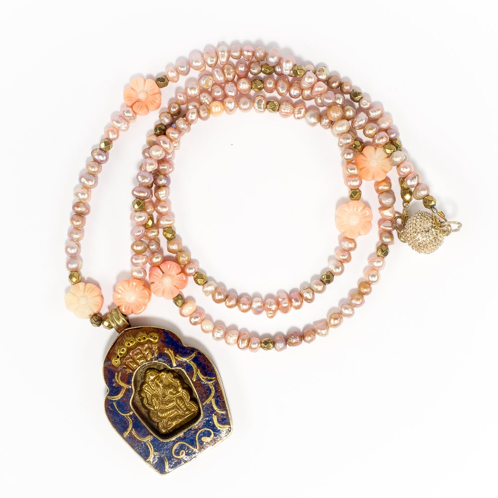 Image of Happines Perlenkette