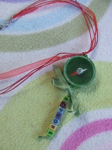 Image of Recycled toy necklace