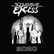 Image of Subliminal Excess 2020 Cassette