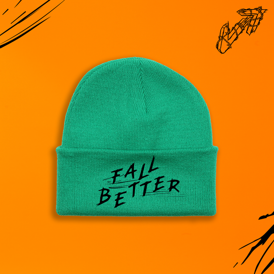 Image of FALL BETTER BEANIE