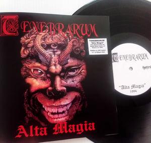 """Image of TENEBRARUM (Mx) """"Alta magia"""" LP"""