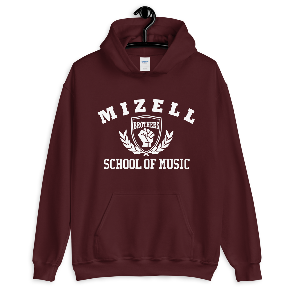 Image of Mizell Brothers School Of Music Hoodie