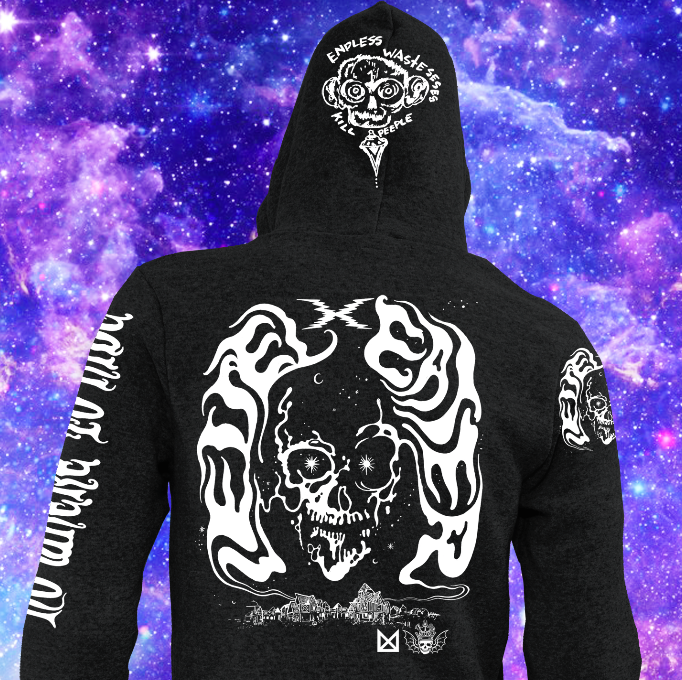 Level Eater 10 Hoodie ( Pick Up Only! at Co-Prosperity Sphere )