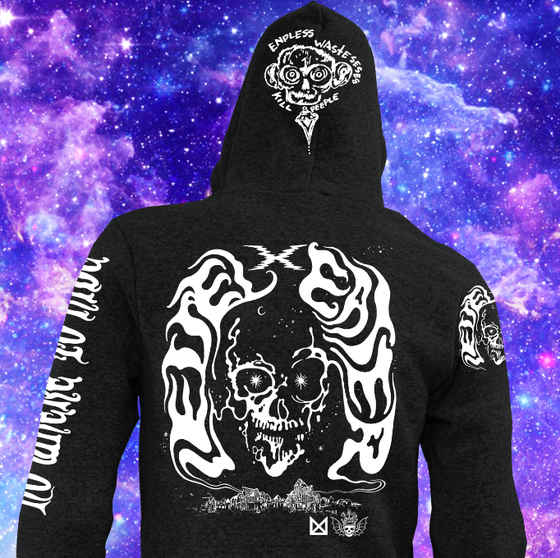 Image of Level Eater 10 Hoodie ( Pick Up Only! at Co-Prosperity Sphere )