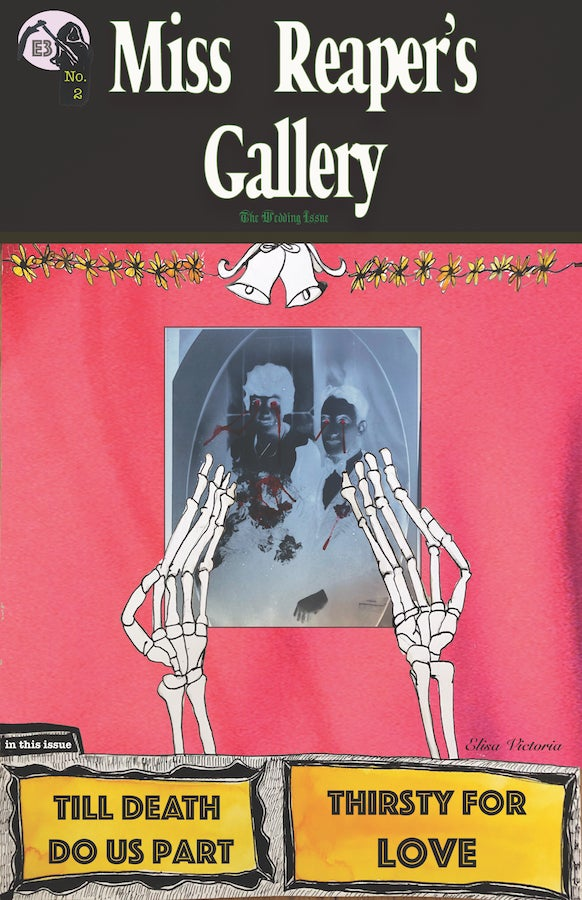 Image of Miss Reaper's Gallery issue two