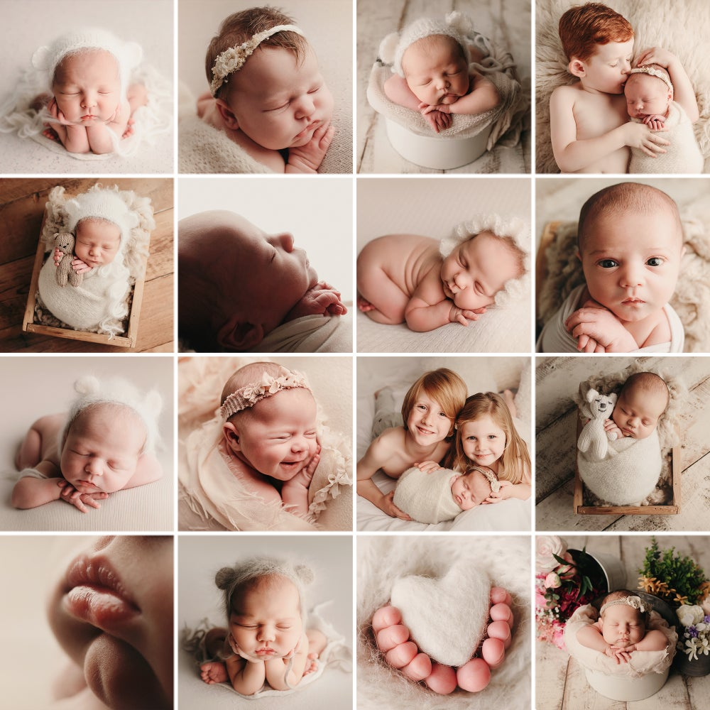 Image of Newborn Photoshoot DEPOSIT ONLY