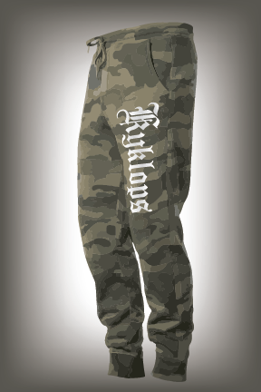 Image of Forest Camo Joggers