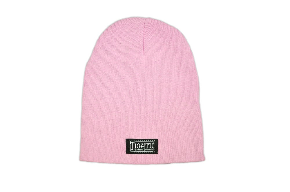 Image of Trailhead Beanie - Pink