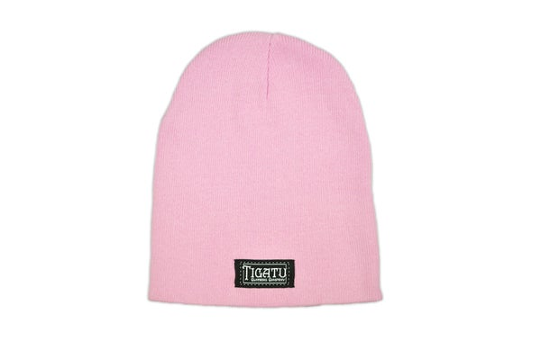 "Image of ""Trailhead"" Beanie - Pink"