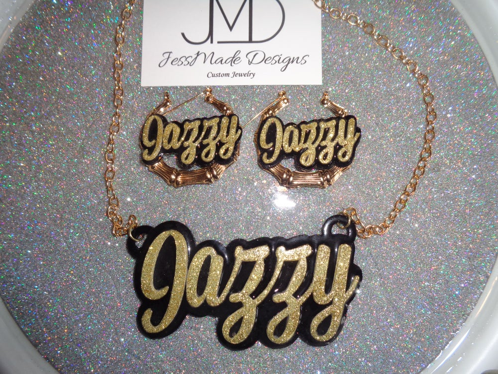 Image of Name/Logo Chains