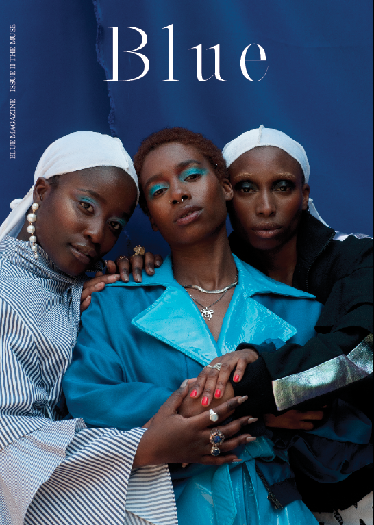 Image of Blue Magazine Issue II