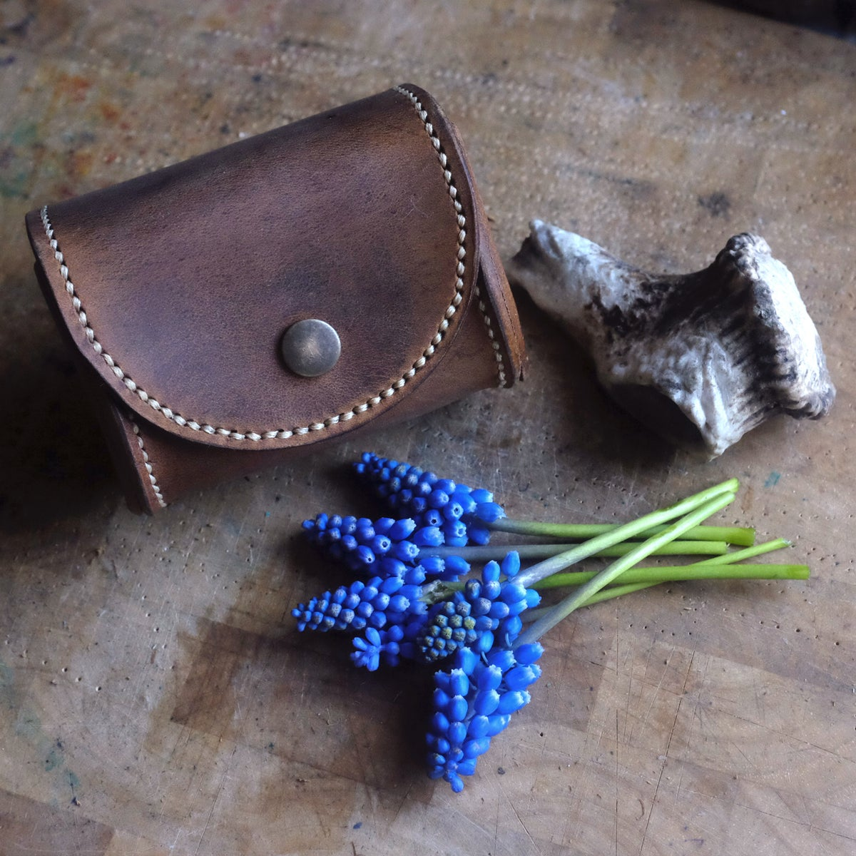 Image of Gärd Leather Pouch