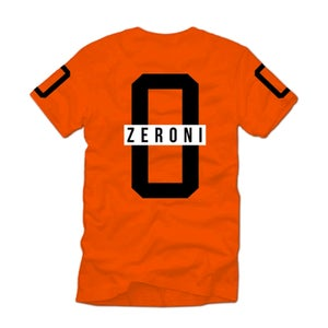 Image of TEAM ZERONI T SHIRT | WATCH ALONG EXCLUSIVE DROP