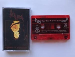 Image of SLUTVOMIT 'Copulation of Cloven Hooves' cassette