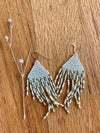 Patchwork Fringe Earrings