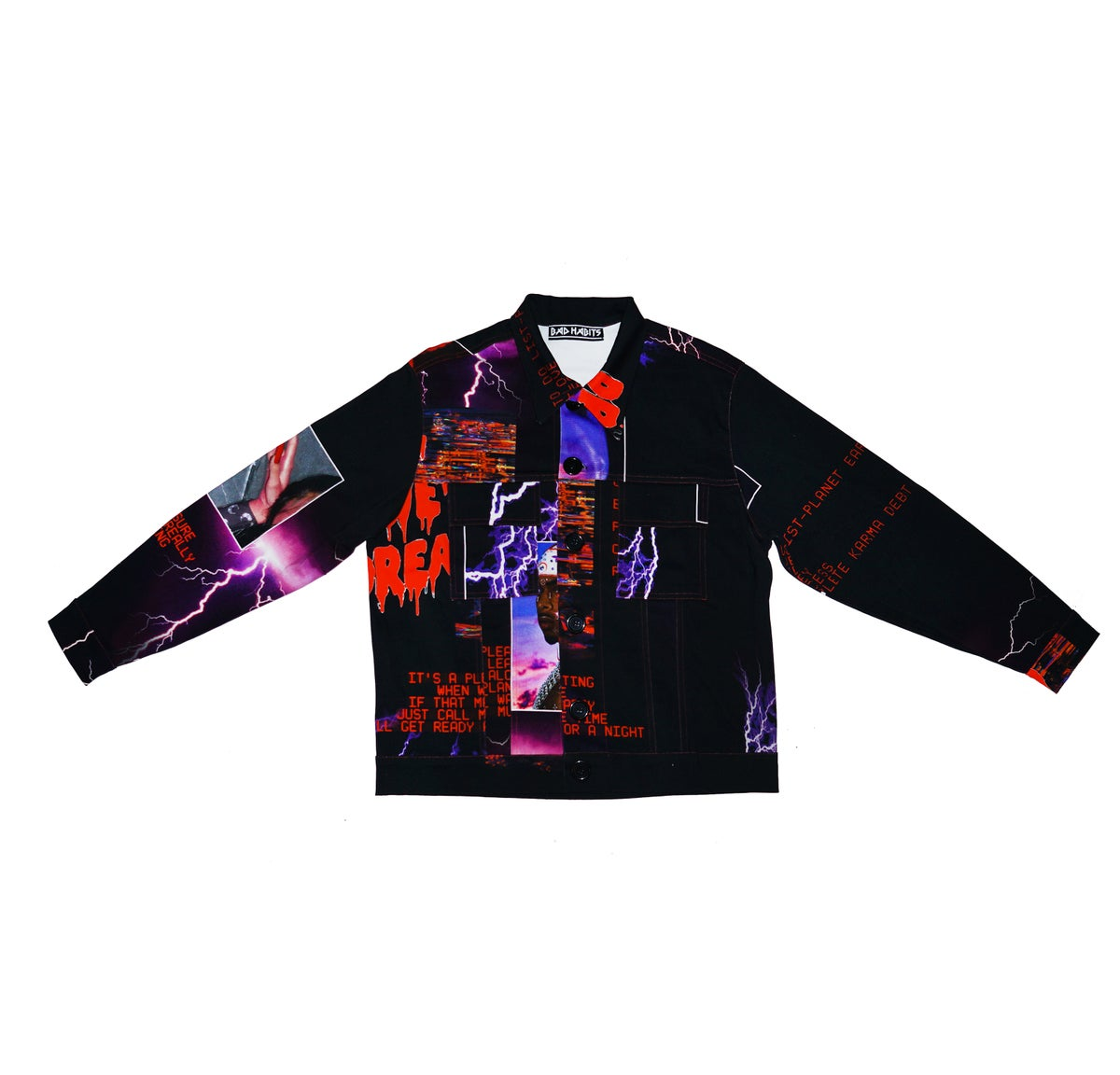 Image of Virtual Desire Jacket