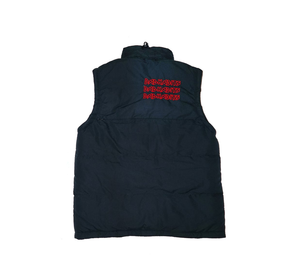 Image of Sleeveless Logo Jacket