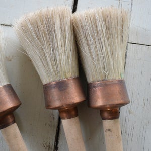 Image of 3 French Paint Brushes