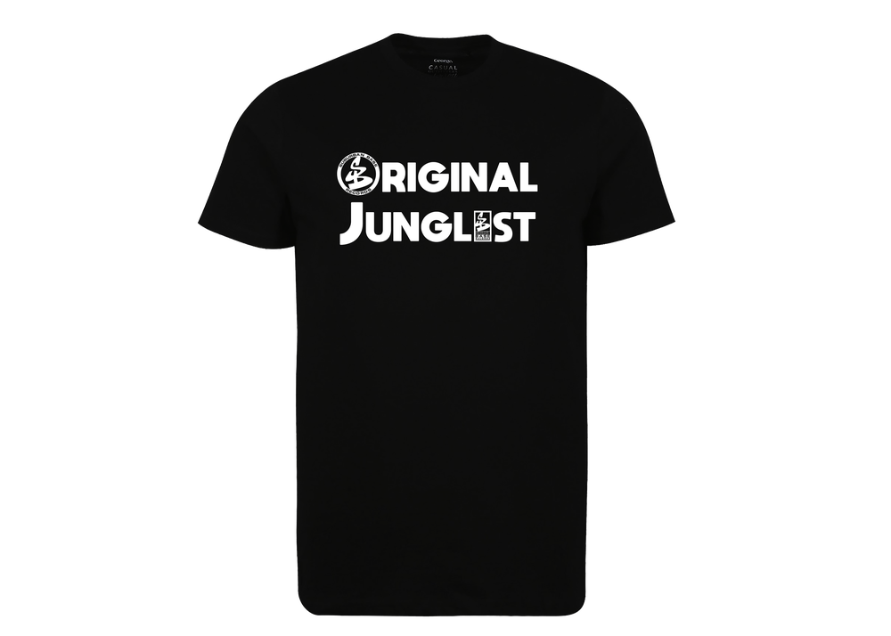 Image of ORIGINAL JUNGLIST T-SHIRT