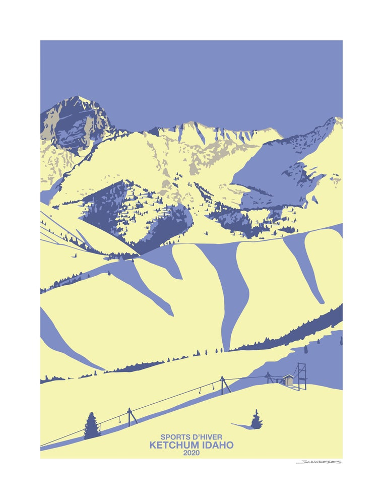 Image of Ketchum Idaho Sports D'Hiver 2020