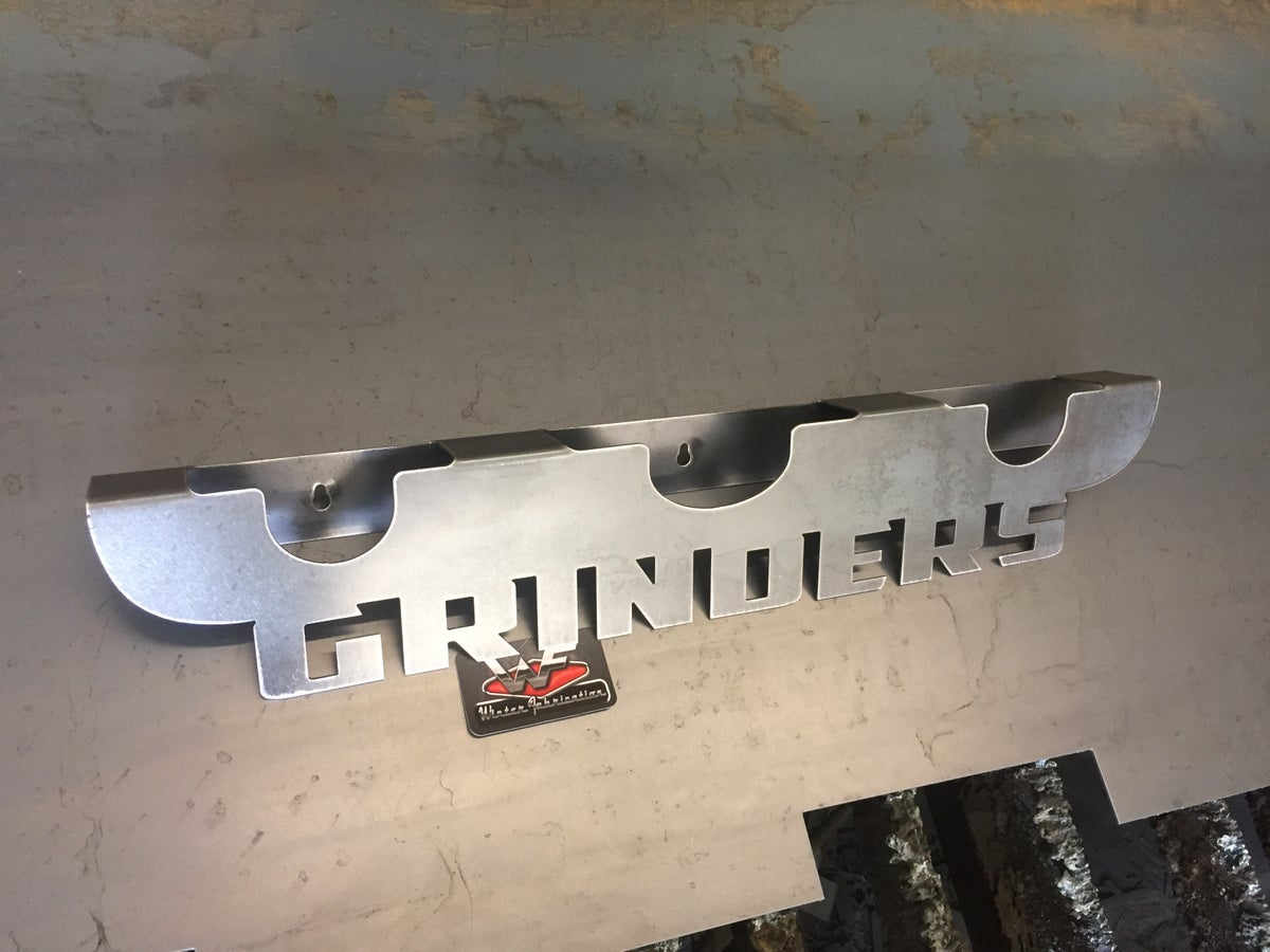 Image of Grinder Racks
