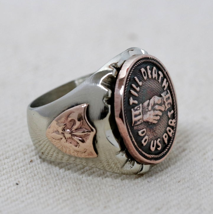 TILL DEATH DO US PART MEXICAN BIKER RING