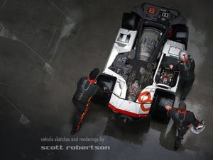 Image of  DRIVE and Blast - Scott Robertson, Danny Gardner, Annis Naeem