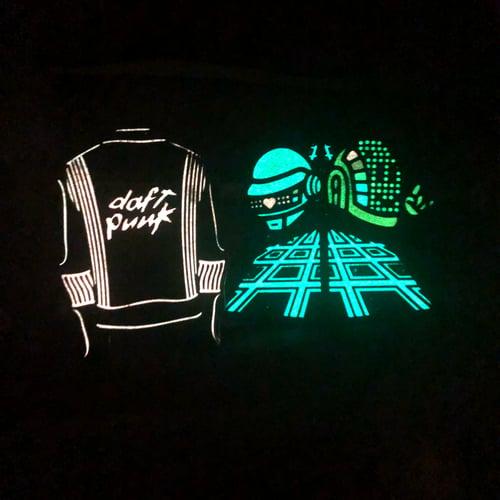 Image of DP Jacket 2 Variants (Glow, Hard Enamel Pin)