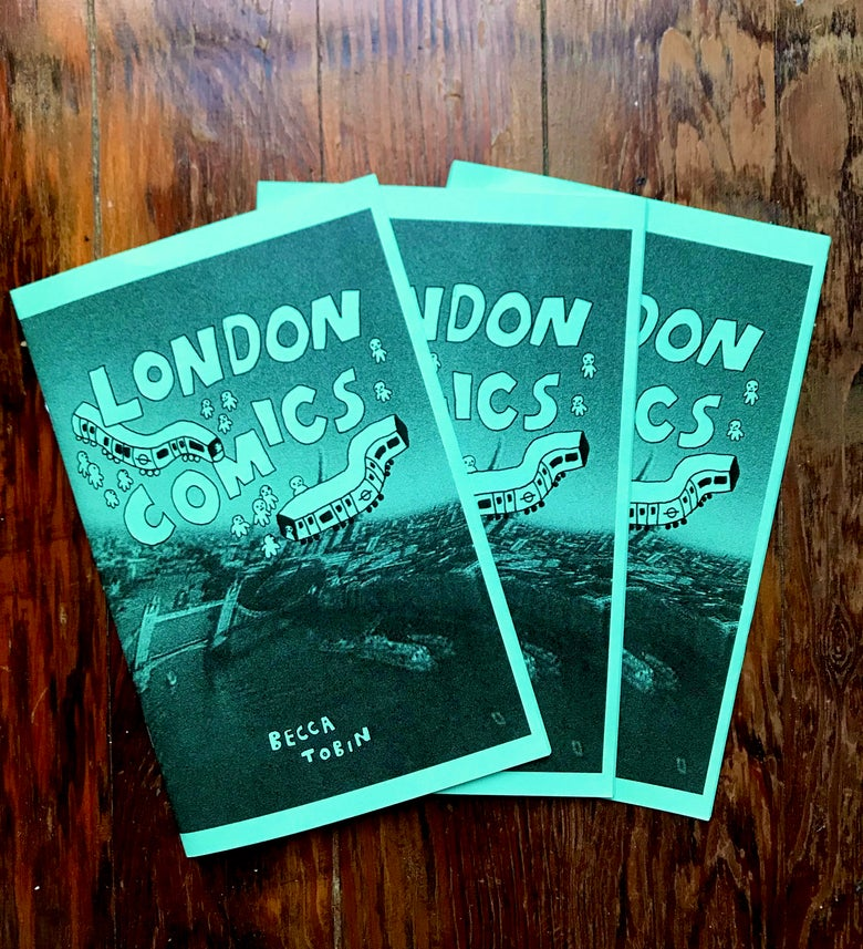 Image of LONDON COMICS