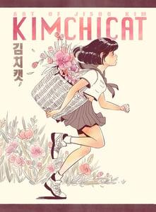 Image of Kimchicat - Art of Jisoo Kim