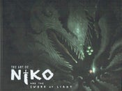 Image of The Art of Niko and the Sword of Light.