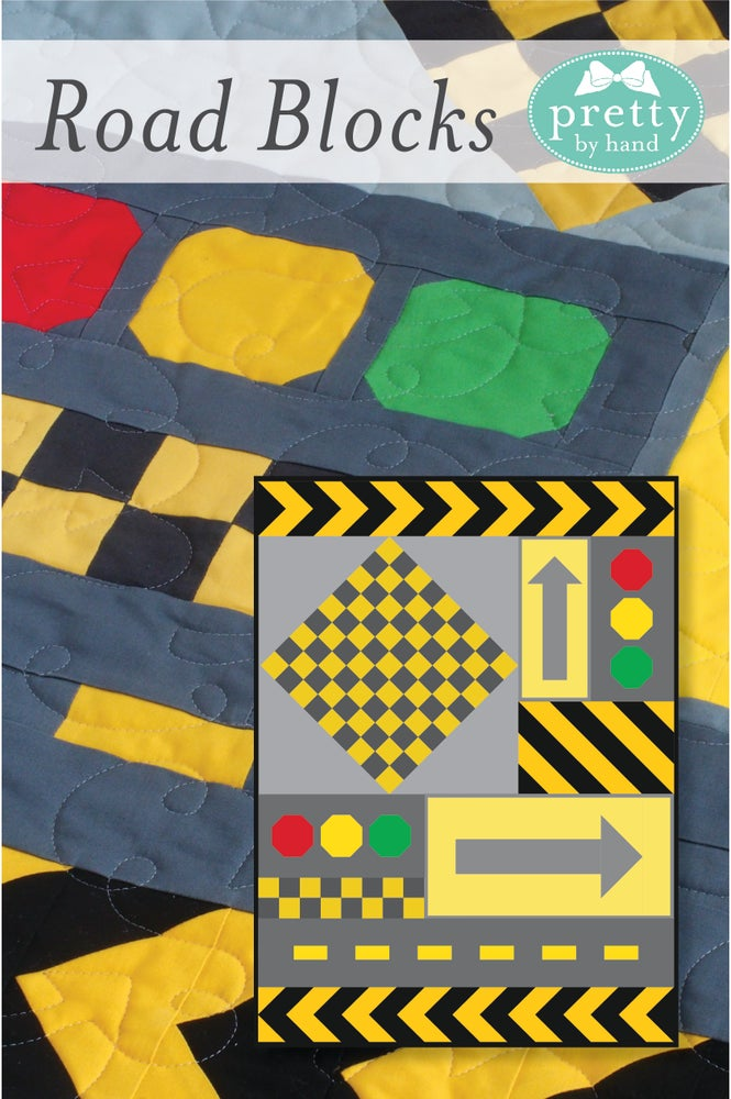 Image of Road Blocks Quilt