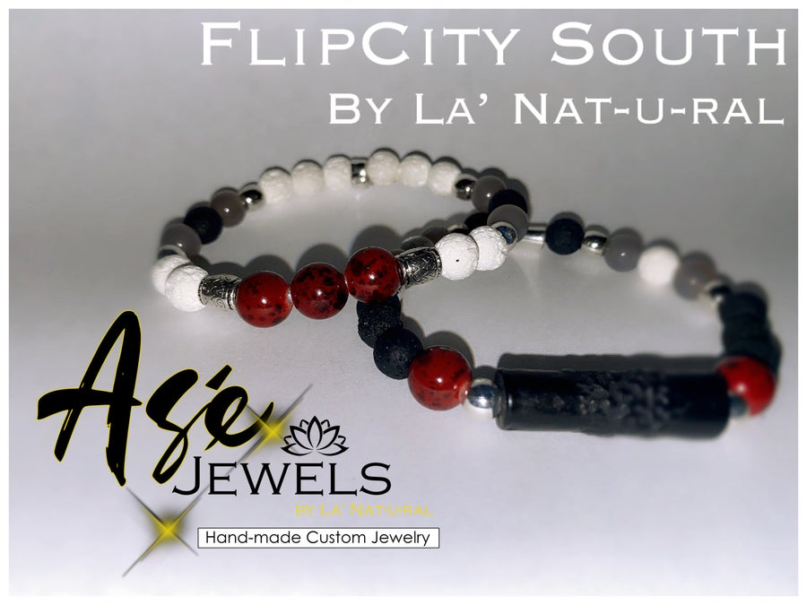 Image of FlipCity South Custom Bracelets