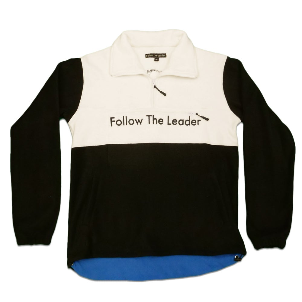 Image of FTL Worldwide 1/4 Zip Fleece