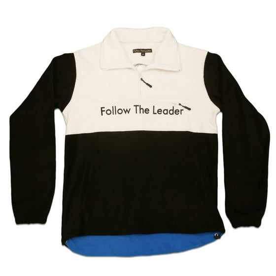 Image of FTL Worldwide 1/4 Zip Fleece
