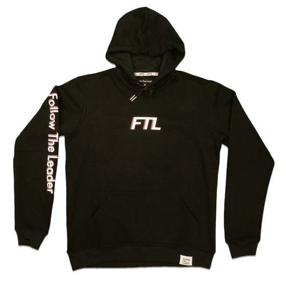 Image of Motion Hoodie (Black)