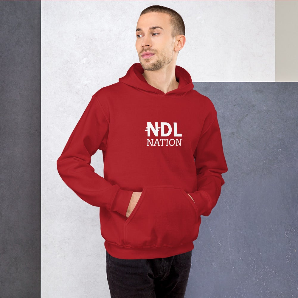 "Image of ""NDL Nation"" Hoodie (Unisex)"