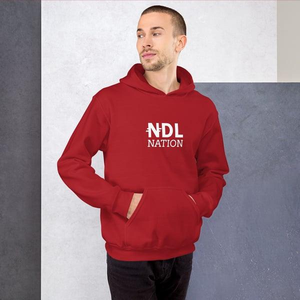 "Image of ""NDL Nation"" Hoodie (Unisex)"