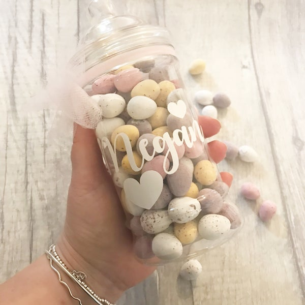 Image of Personalised jars