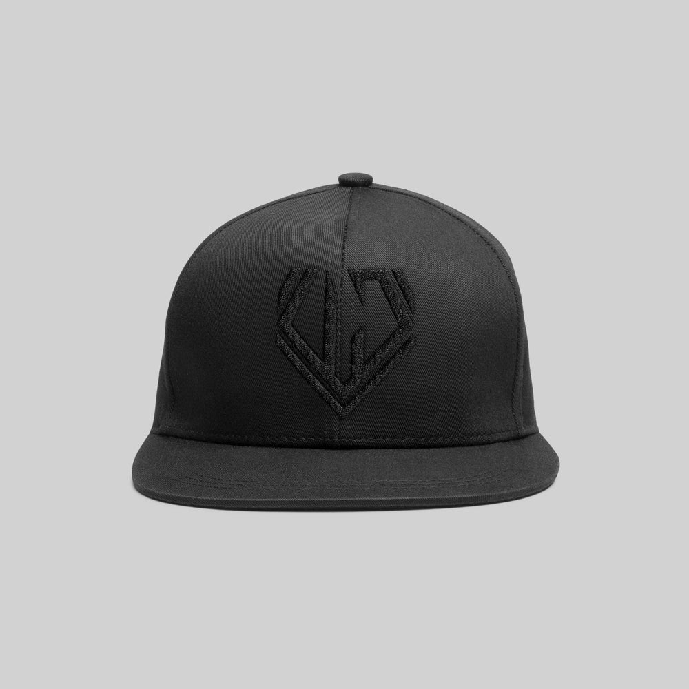 Image of All black Icon Cap