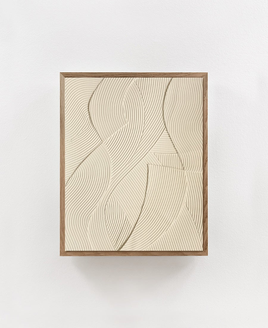 Image of Relief Collage · Sand