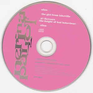 Image of Nerina Pallot - Alien - 3 track CD plus Alien CD-Rom *RARE* Signed