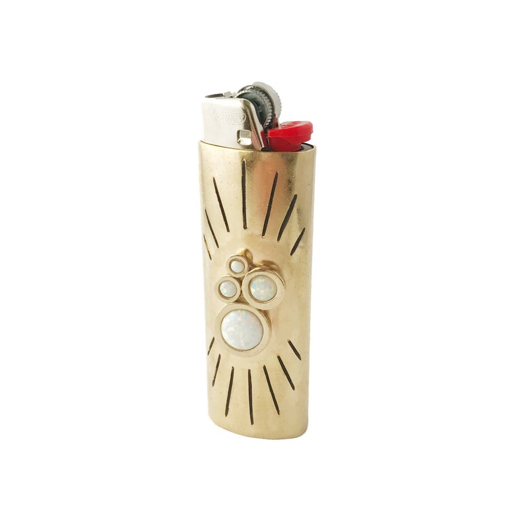 Image of Nebula Lighter Case with Opal