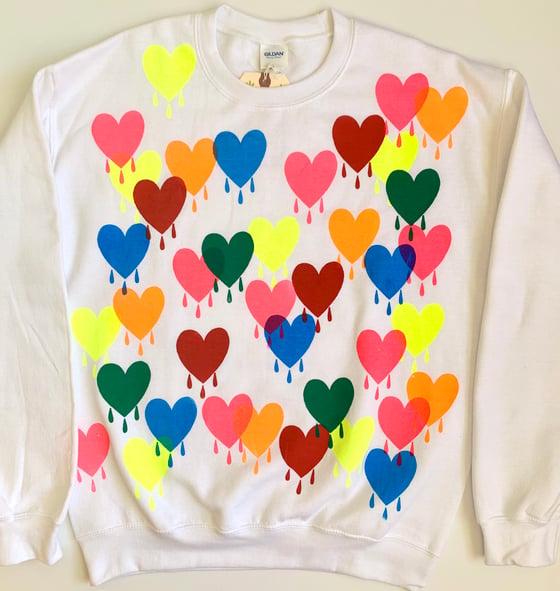 "Image of ""Heart Melt"" Sweatshirt (ALL SIZES)"