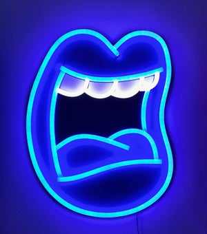 Image of Shout! BLUE