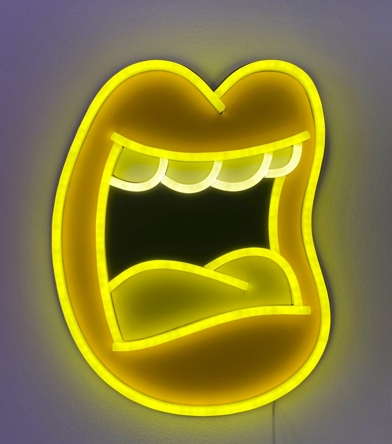 Image of Shout! YELLOW
