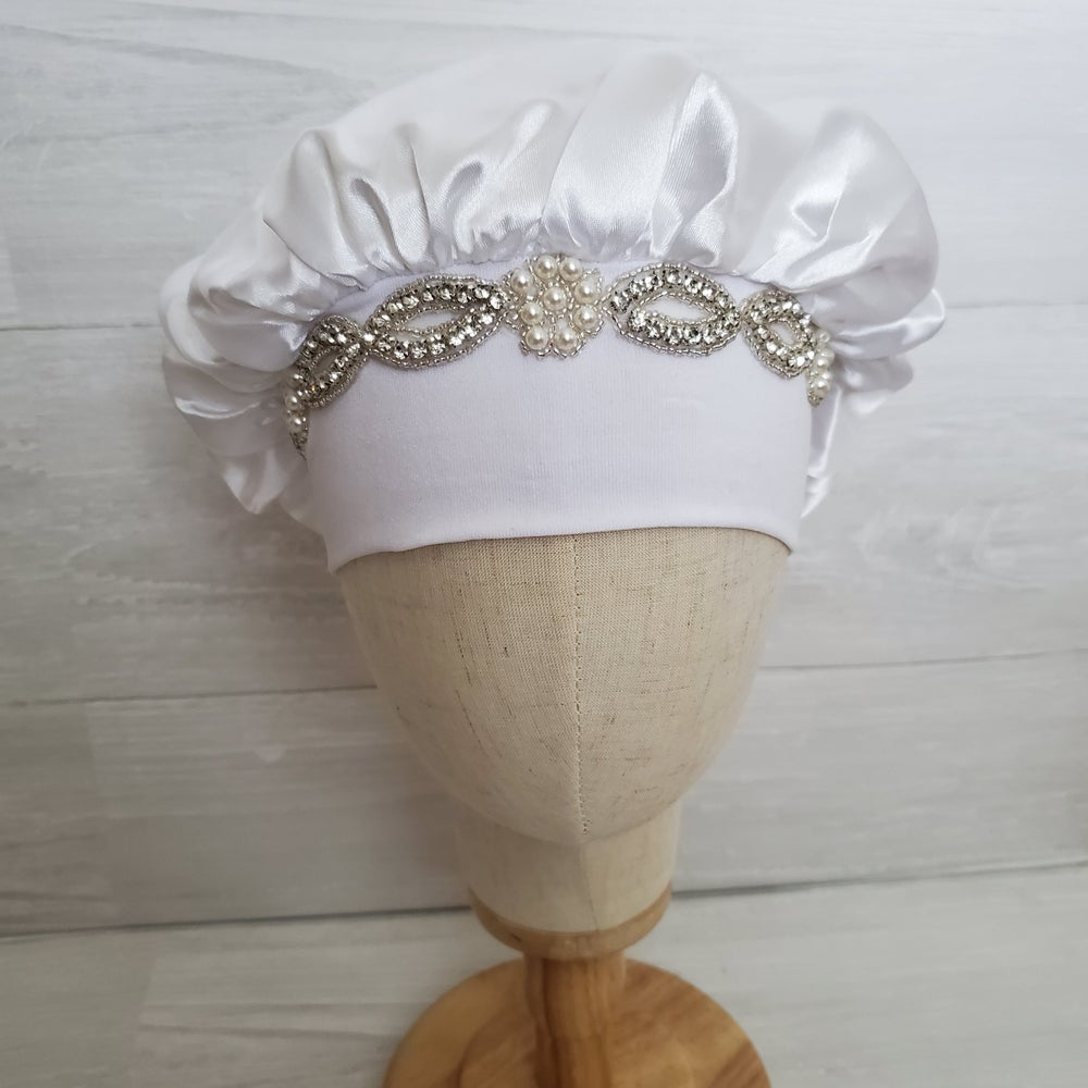 Bridal Bonnets