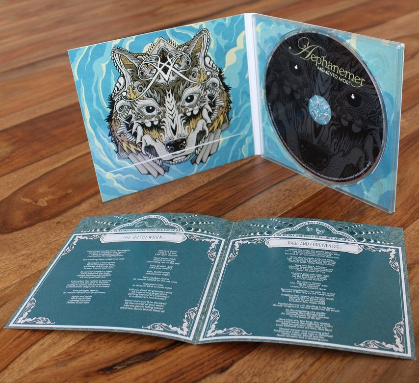 Image of Memento Mori - Digipak