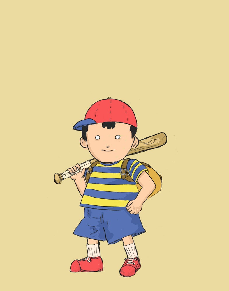 Image of Ness