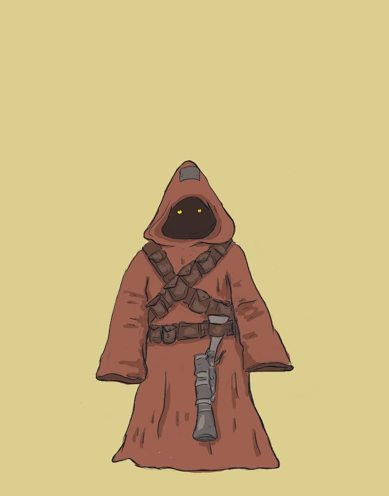 Image of Little Hooded Scavenger